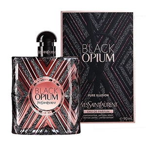 YSL Black Opium Pure Illusion EDP