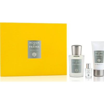 ACQUA DI PARMA Colonia Pura SET: EDC 100ml + EDC 5ml + shower gel 50ml