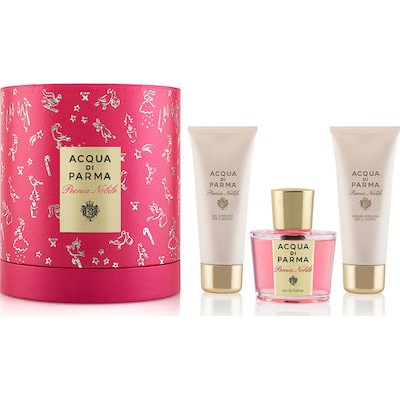 ACQUA DI PARMA Peonia Nobile SET: EDP 100ml + body cream 75ml + shower gel 75ml