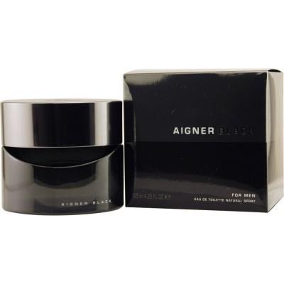 AIGNER Black EDT 125ml
