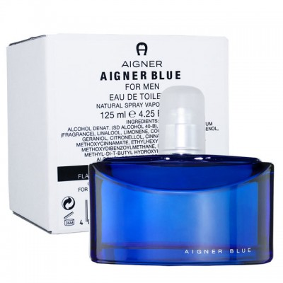 AIGNER Blue EDT 125ml TESTER
