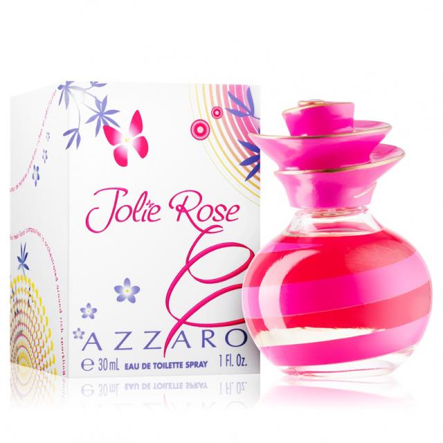 AZZARO Jolie Rose EDT 30ml
