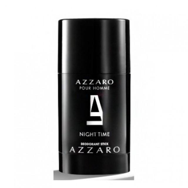 AZZARO Pour homme Night Time deo stick 75ml