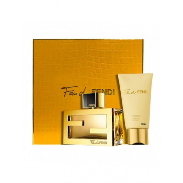 FENDI Fan Di Fendi SET: EDP 50ml + body lotion 75ml