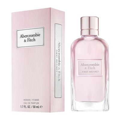 ABERCROMBIE & FITCH First Instinct for her EDP 50ml