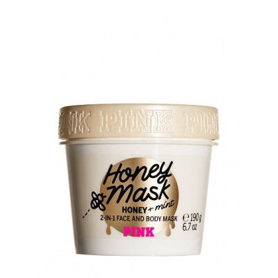 VICTORIA'S SECRET Honey Mask + Mint 2-IN-1 Face and Body Mask