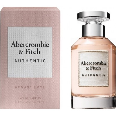 ABERCROMBIE & FITCH Authentic Woman EDP 100ml