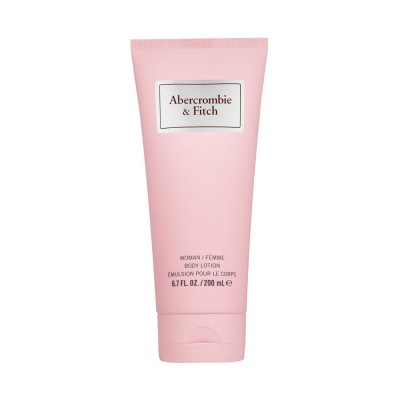 ABERCROMBIE & FITCH First Instinct for her body lotion 200ml TESTER