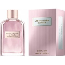 ABERCROMBIE & FITCH First Instict for her EDP 100ml