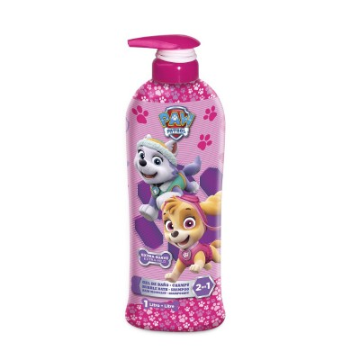 LORENAY Paw Patrol shower gel & shampoo 1000ml L-1121