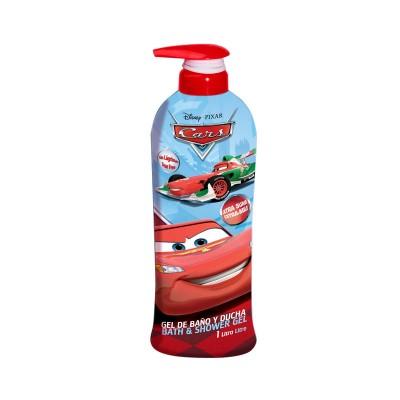 LORENAY Cars shower gel & shampoo 1000ml L-1440
