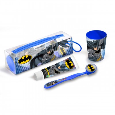 LORENAY Batman Dental Toiletry Bag L-1771