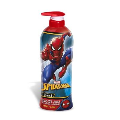 LORENAY Spiderman shower gel & shampoo 1000ml L-2511