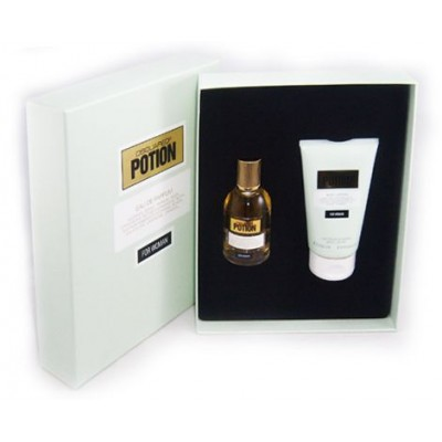 DSQUARED2 Potion SET for Her: EDP 50ml + body lotion 100ml