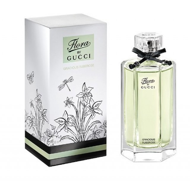 GUCCI Flora Gracious Tuberose EDT 50ml