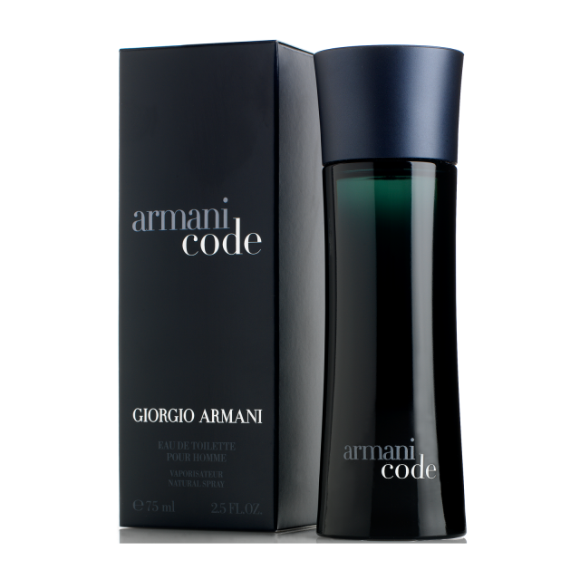 ARMANI Code for Men EDT 75ml