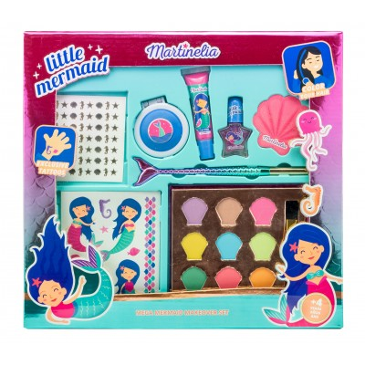 Martinelia Little Mermaid Make Up Box L-30515