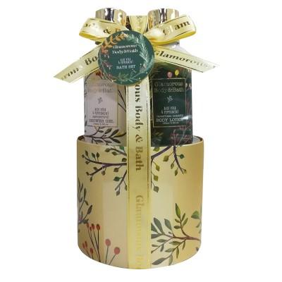 Folia Professional Glamorous Body & Bath Aloe Vera & Peppermint SET 41-144