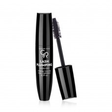 GOLDEN ROSE Lash Plumping Mascara - Black 13ml