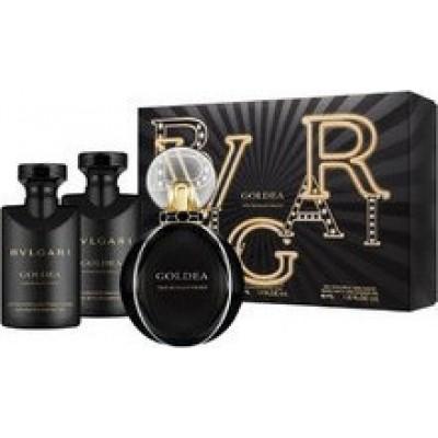 BVLGARI Goldea The Roman Night SET: EDP 50ml + body lotion 40ml + shower gel 40ml