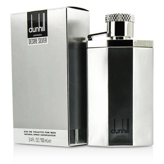 DUNHILL Desire Silver EDT 100ml