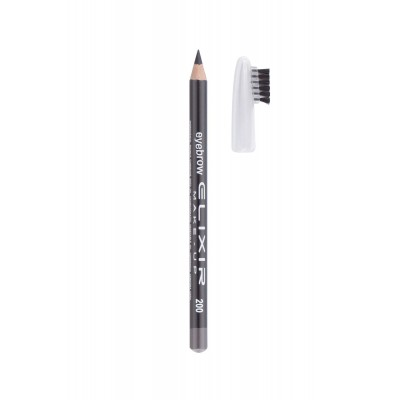 ELIXIR Eyebrow Pencil 204 - Chocolate