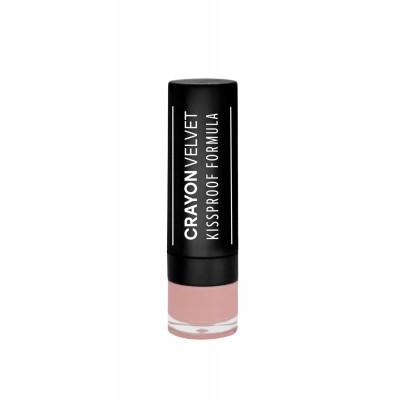ELIXIR Crayon Velvet Kissproof Formula 498 - Sugar Pink