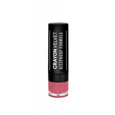 ELIXIR Crayon Velvet Kissproof Formula 506 - Paris Pink