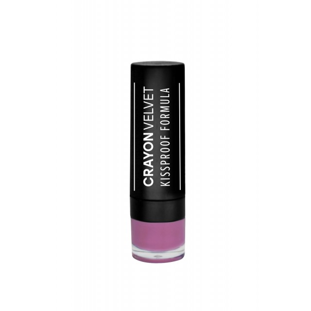 ELIXIR Crayon Velvet Kissproof Formula 516 - Rose Purple