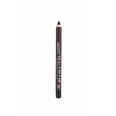 ELIXIR Waterproof Eye Pencil - 014 Sexy Brown