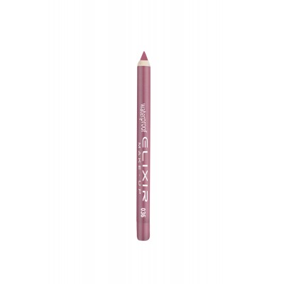 ELIXIR Waterproof Lip Pencil - 036 Pink Beige