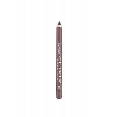 ELIXIR Waterproof Lip Pencil - 037 Modern Mauve