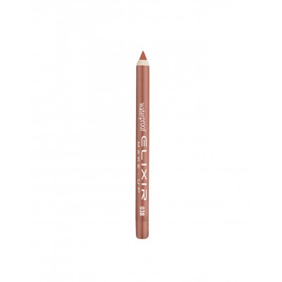 ELIXIR Waterproof Lip Pencil - 038 Caffe