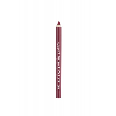ELIXIR Waterproof Lip Pencil - 060 Rosewood