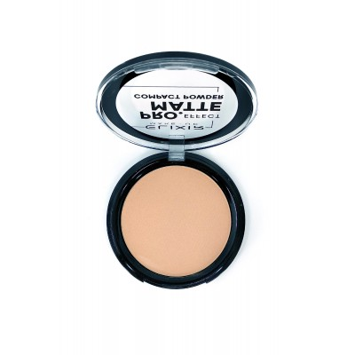 ELIXIR Pro Effect Matte Compact Powder - 359 Candlelight