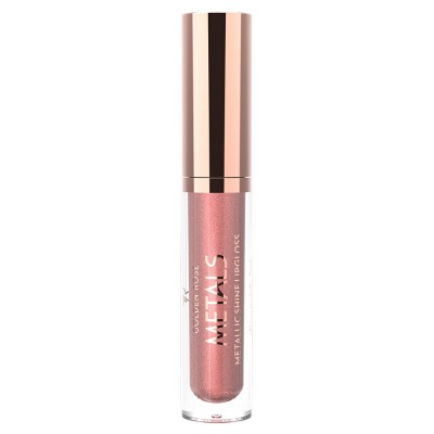 GOLDEN ROSE METALS Metallic Shine Lipgloss 02