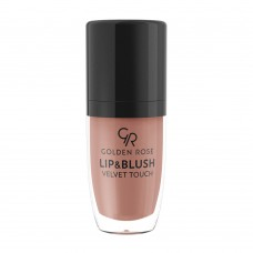 GOLDEN ROSE Lip & Blush Velvet Touch 05