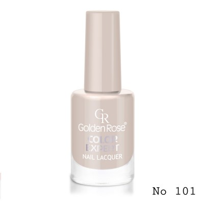 GOLDEN ROSE Color Expert Nail Lacquer 10.2ml - 101