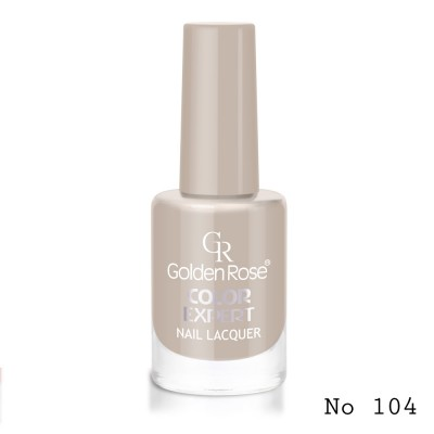 GOLDEN ROSE Color Expert Nail Lacquer 10.2ml - 104