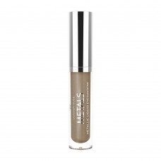 GOLDEN ROSE Metals Metallic Liquid Eyeshadow 107 Mocha