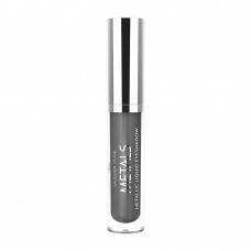 GOLDEN ROSE Metals Metallic Liquid Eyeshadow 109 Gunmetal