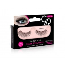 GOLDEN ROSE False Eyelashes And Adhesive GRTK 10