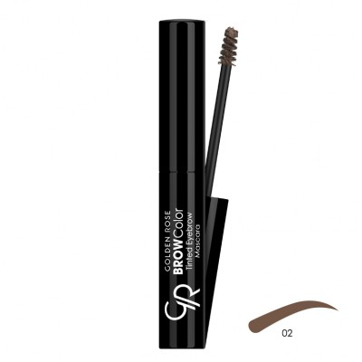 GOLDEN ROSE Brow Color Tinted Eyebrow Mascara 02