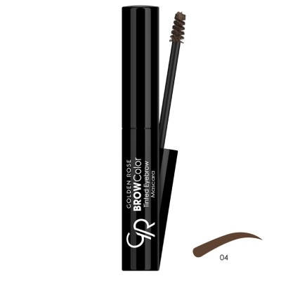 GOLDEN ROSE Brow Color Tinted Eyebrow Mascara 04