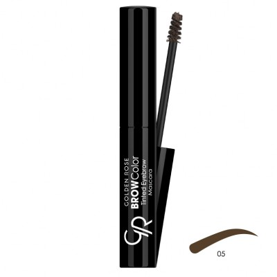 GOLDEN ROSE Brow Color Tinted Eyebrow Mascara 05