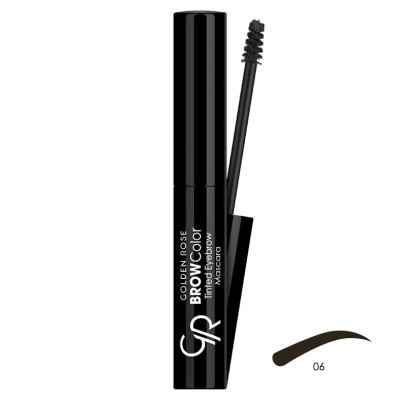 GOLDEN ROSE Brow Color Tinted Eyebrow Mascara 06