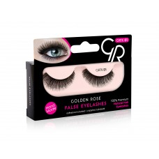 GOLDEN ROSE False Eyelashes And Adhesive GRTK 01