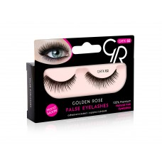 GOLDEN ROSE False Eyelashes And Adhesive GRTK 02