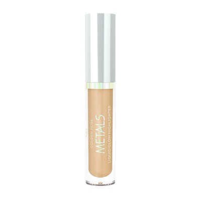 GOLDEN ROSE Metals Liquid Glow Highlighter 4.5ml - 04