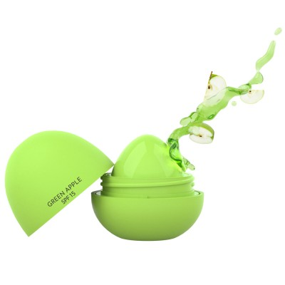 GOLDEN ROSE Lip Butter Green Apple SPF 15